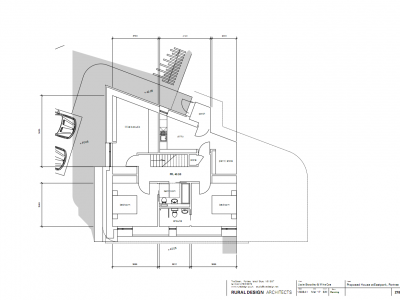 Portreepassivhaus Plans Lower Floor