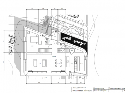 Portreepassivhaus Plans Upper Floor